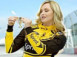 Tweeters Fuel Virtual Real-Time Twitter NASCAR Race Via Social TV