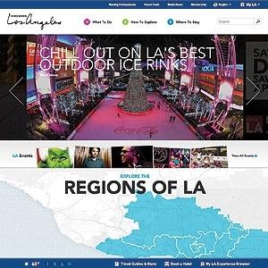 Discover LA site