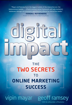 The Marketer's Bookshelf: Digital Impact; Chatter Marketing; Killer Marketing ...
