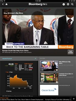 Bloomberg-TV-app