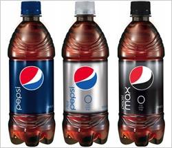 Pepsi-Bottles