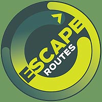 Ford Escape Routes Logo