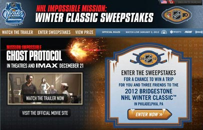 NHL CLASSICS movie