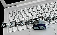 Privacy-Keyboard-Lock