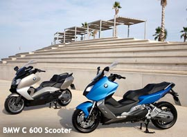 BMW-C-600-Scooter