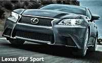 Lexus-GSF