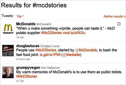 MCD-Tweets
