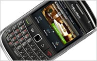 Smartphone-Blackberry
