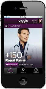 iPhone-Viggle