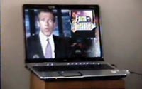 Laptop-TV