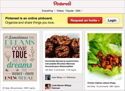 Consejos sobre uso de Pinterest para empresas