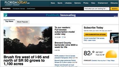 Gannett introduces newspaper pay walls - POLITICO.com