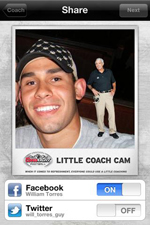 Coors Light Coach Cam