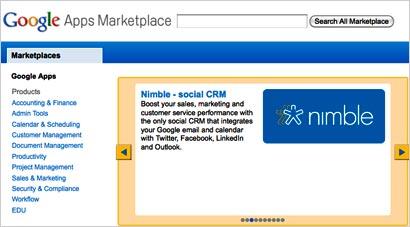 Google-app-marketplace