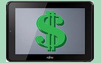 Tablet-with-Dollar-Sign