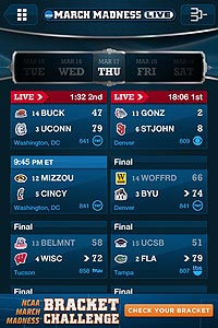 NCAA-March-Madness-App