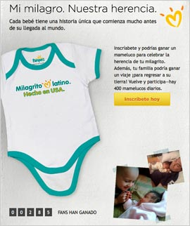Pampers-Latino