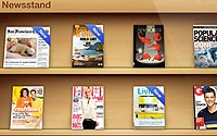 Tablet-Newsstand