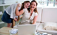 Laptop-Mother-and-Daughter-A