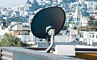 Satellite-Signal
