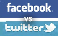 Facebook-vs-Twitter