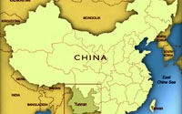 China-on-a-map-A