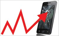 Smartphone-MarketArrow-Crashing-A