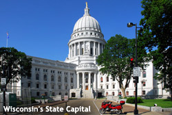 Wisconsins-state-capital