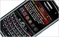 Smartphone-Blackberry-A