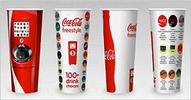 Coke-cups