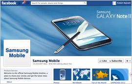 Facebook-Samsung