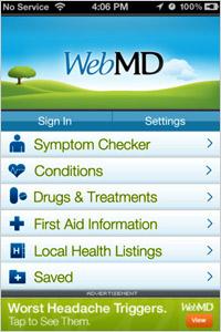 WebMD-App
