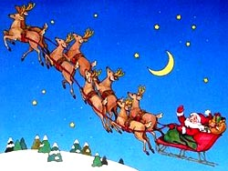 Santa-on-sleigh-B