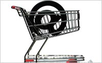 Internet-products-shopping-cart-A