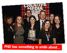 Creative Media Awards 1/2013