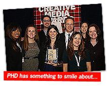Creative Media Awards 1/2013