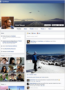 MediaPost Publications Facebook Unveils Revamped Timeline 03/14/2013