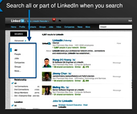 MediaPost Publications LinkedIn Unveils Revamped Search 03/26/2013