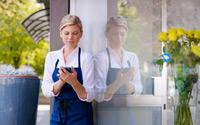 MobilePhone-Flowershop-Shutterstock-A