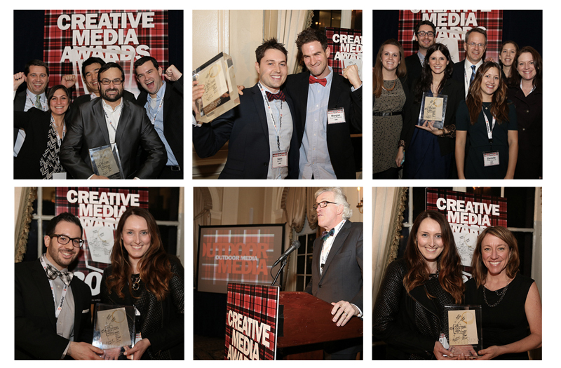 MediaPost's Creative Media Awards 2013